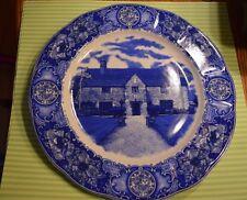 Friends of Sulgrave Manor Centennial Plate Franklin Mint