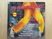 THE ROCK'N'ROLL STORY Vol. 3 Comp. 2x Vinyl LP *Rock'n'Roll Rockabilly 50s*