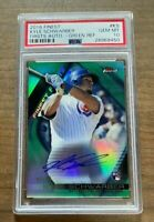 2016 TOPPS FINEST KYLE SCHWARBER FINEST FIRSTS AUTO SP /99 ROOKIE CARD ~ PSA 10