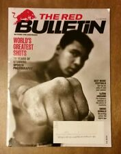 """Muhammad Ali Cover Of """"The Red Bulletin Magazine"""" May 2017 - Sting Like A Bee!"""