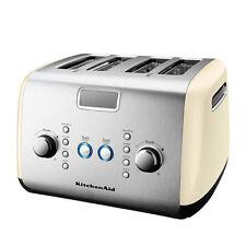 KitchenAid Artisan Kmt423 4 Slice Almond Cream Toaster