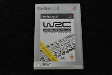 World Rally Championship Playstation 2 PS2 Platinum