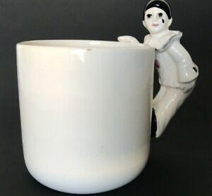 Clown Mime Coffee Tea Mug