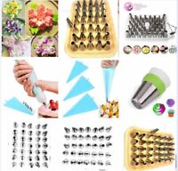 36pcs Ball Russian Flower  Icing Piping Nozzles Cake Decorating Tips Baking