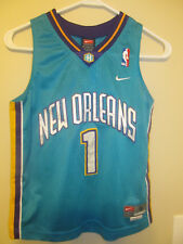 Baron Davis - New Orleans Hornets Jersey - Nike Youth small
