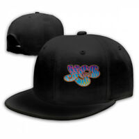 Yes Rock Band Snapback Baseball Hat Adjustable Cap