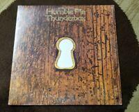 """Vintage 1974 Humble Pie """"Thunderbox"""" LP - A&M Records (SP-3611) EX+"""