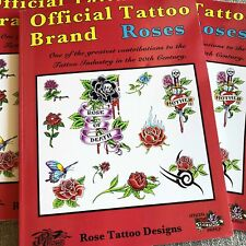 Official Tattoo Brand - Roses