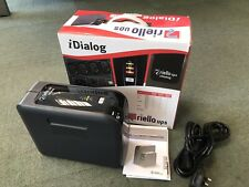 Riello iDialog uninterruptible power supply IDG800 UPS 800 VA (4 AC Outlets)