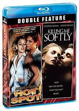 The Hot Spot / Killing Me Softly (Don Johnson) Region A - BLU RAY - Sealed