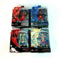 Sabans Power Rangers Super Ninja Steel Action Figure Toys Bandai New