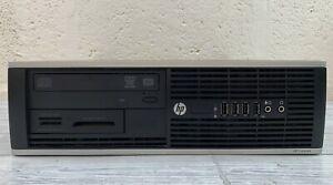HP Compaq Pro 6305 SFF - AMD A6-6400B APU 3.9 GHz - 4 GB RAM - 500 GB HDD