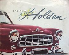 GENUINE HOLDEN 16 page SALES BROCHURE for FE HOLDEN STANDARD, BUSINESS, SPECIAL