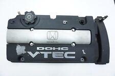 2001 Honda Prelude H22 VTEC Valve Cover w/ Spark Plug Cover