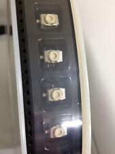 X5 ** nuevo ** C&K GP12MSV1KE, Interruptor Pulsador en mamá SPDT Redondo émbolo SMD