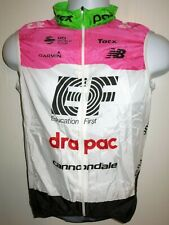 POC 2018 EF Education First Drapac Pro Cycling Team Lightweight Wind Vest Small