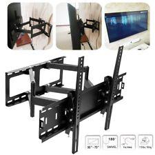 TV Wand-Halterung für Samsung Schwenkbar Neigbar 30 40 42 46 51 55 60 63 65 Zoll