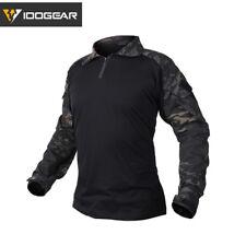 IDOGEAR G3 Combat Shirt Top w/ Ellenbogen Pads Militärische Taktische Kleidung