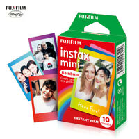 FUJI INSTAX MINI COLORFUL RAINBOW FILM FOR FUJIFILM INSTAX MINI7S/8/25/90/9 X0L1