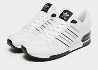 adidas Originals Mens ZX 750 Trainers White/Black Limited Stock Exclusive white