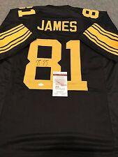 9f2d72e54 James Spence (JSA) Pittsburgh Steelers NFL Original Autographed ...