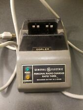 General Electric 361L3A1X Personal Radio Charger Rapid Three
