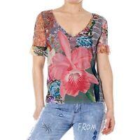 Desigual Laura Women's T-Shirt PN: 19SWTKCO