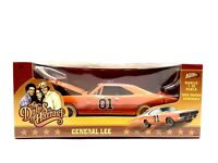 JOHNNY WHITE LIGHTNING GENERAL LEE 1:24 THE DUKES OF HAZZARD 1969 CHARGER CHASE