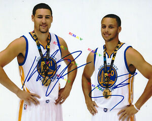 STEPHEN CURRY Golden State Warriors Signed Autographed 8x10 photo Reprint