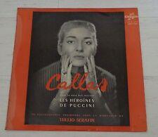 Maria Callas Columbia LP FCX 377 Les Heroines De Puccini Opera