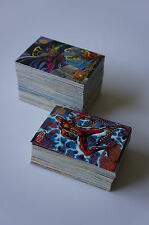 94 Marvel Universe Trading Cards w/ Freeze Frames You PICK SINGLES Near Complete