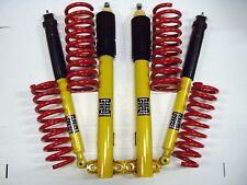 Sportfahrwerk Sport Fahrwerk MERCEDES W124 E KLASSE + 4x Staubschutzkappen