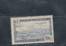 "ALGERIE TIMBRE  N° Y & T PA N° 2 de 1946-47 "" Neuf* MH port maxi 1 euro"