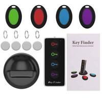 Key Finder Wireless Key Tracker Locator Anti-lost Alarm Keychain Remote Finder