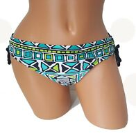 2 Bamboo NEW Black Women's Size  XL 16 Swimsuit Bikini Bottom $47 4512