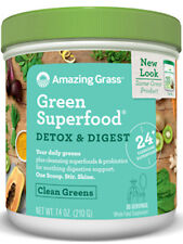 Amazing Grass Detox & Digest Green SuperFood 30 servings