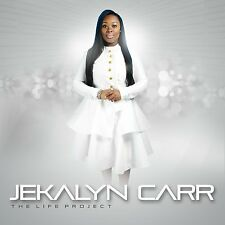 The Life Project Jekalyn Carr (Format: Audio CD)