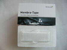 5PCS: Membrane Tape (25mm×70mm)  Absorbable Collagen Wound Dressing