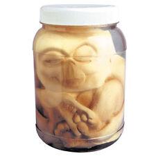 Alien-Embryo im Glas, ideale Grusel-Dekoration für Halloween Partys