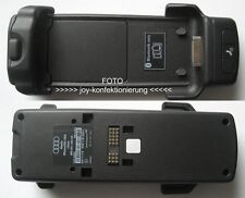 Audi Handy Adapter Set iPhone 3G 3GS Handyschale Ladeschale Handyhalterung HC