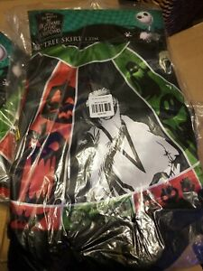"""THE NIGHTMARE BEFORE CHRISTMAS CHARACTER HOLIDAY ROULETTE WHEEL TREE SKIRT48"""""""
