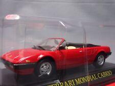 Ferrari Collection Mondial Cabrio 1/43 Scale Box Mini Car Display Diecast vol 47