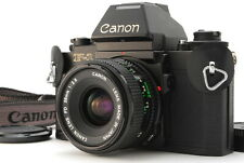 【Mint】Canon NEW F-1 AE Finder 35mm SLR Film Camera Body From Japan