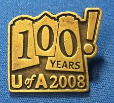 UNIVERSITY OF ALBERTA ~ 100 Years In 2008 ~ Canada