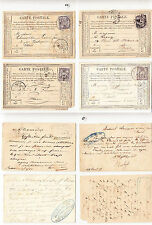 CPA précurseur Paris Septembre 1876&77 lot 473