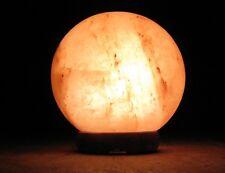 LAMPADA DI SALE ROSA SFERA DELL' HIMALAYA ORIGINALE - Lampada di Salgemma