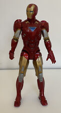 """Ironman 10"""" Action Figure With Lights And Sounds/Phrases Tested"""