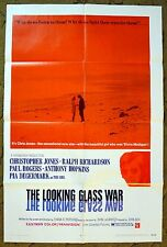 """A Great Thriller """"THE LOOKING GLASS WAR"""" British Spy & Polish Defector - poster"""
