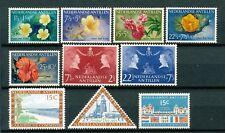 Nederlandse Antillen Jaargangen 1955 - 1956 ongebruikt (1)