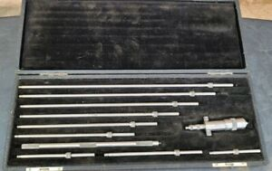 L. S. Starrett Internal Micrometer